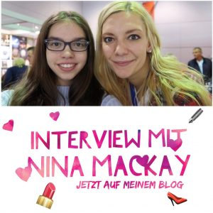 Interview mit Nina MacKay