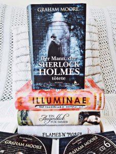 """Rezension zu """"Der Mann, der Sherlock Holmes tötete"""" von Graham Moore"""