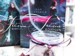 """Rezension zu """"Die Tränenkönigin"""" von Jay Lahinch aus dem Bookapi Verlag"""