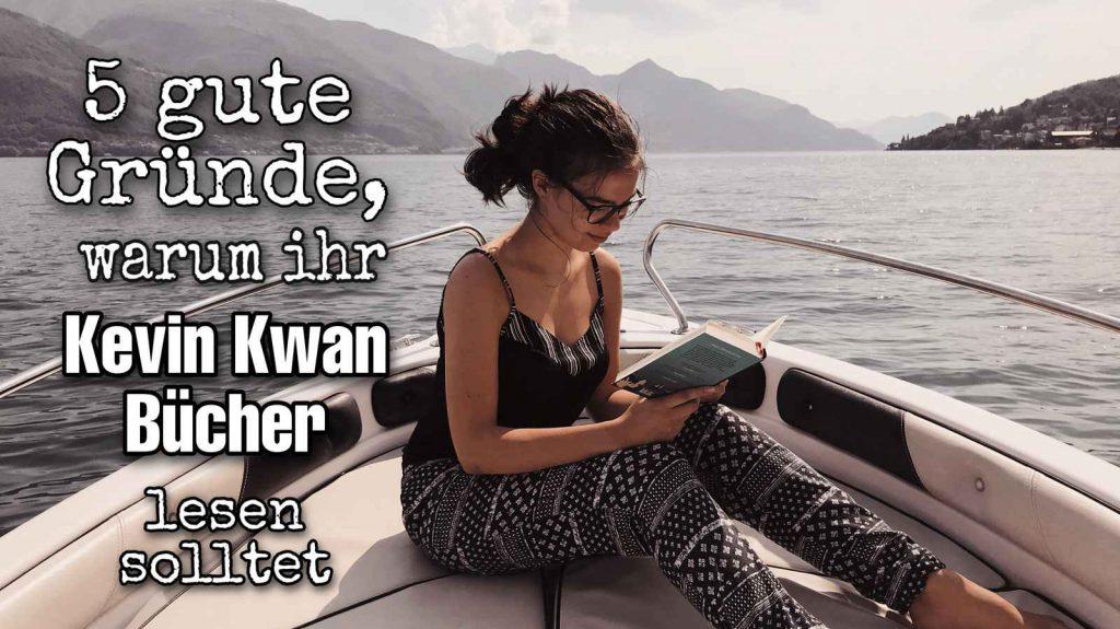 5 Gründe, warum ihr Kevin Kwan Bücher lesen solltet