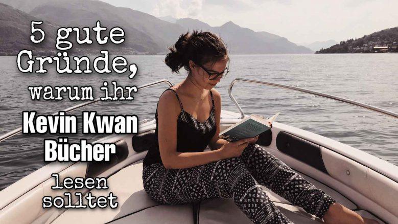 """5 Gründe, warum ihr Kevin Kwan Bücher lesen solltet (am Beispiel """"Sex and Vanity"""")"""