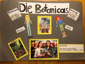 """Buchpräsentation """"Die Botanicas"""""""